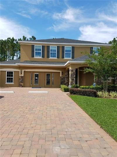 Eustis Single Family Home For Sale: 3205 Cypress Grove Drive