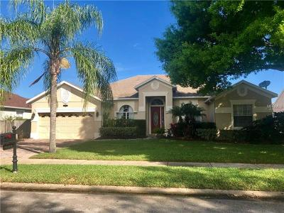 Lake Mary Single Family Home For Sale: 934 Arbormoor Place