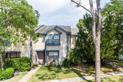 Casselberry Townhouse For Sale: 2985 Lowell Court