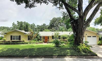 Maitland Single Family Home For Sale: 1661 Choctaw Trail