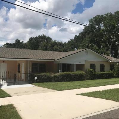 Altamonte Springs Single Family Home For Sale: 1180 Merritt Street