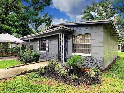 Orlando Single Family Home For Sale: 2520 Carver Avenue