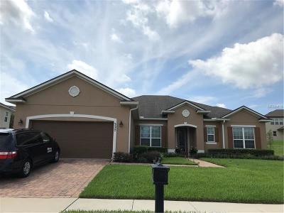 Ocoee Single Family Home For Sale: 327 Westyn Bay Boulevard N