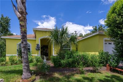 Single Family Home For Sale: 9445 Jupiter Drive