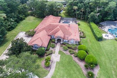 Longwood Single Family Home For Sale: 3449 Ashton Oaks Cove