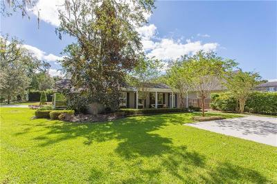 Winter Park Single Family Home For Sale: 1254 Via Estrella