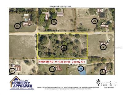 Longwood Residential Lots & Land For Sale: Lucky Trail