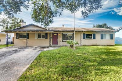 Winter Park Single Family Home For Sale: 2812 Scarlet Road