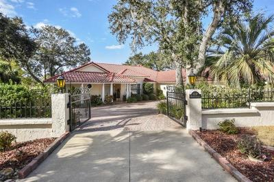 Howey In The Hills Single Family Home For Sale: 122 W Magnolia Avenue