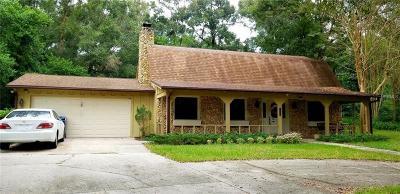Deland Single Family Home For Sale: 2834 Concord Road