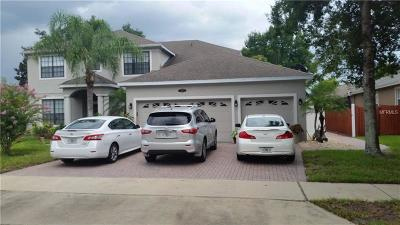 Lake Mary Single Family Home For Sale: 941 Arbormoor Place