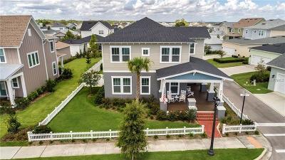 Winter Garden Single Family Home For Sale: 830 Easley Avenue