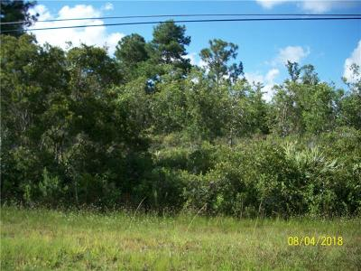 Orlando Residential Lots & Land For Sale: Sheldon Street #4A