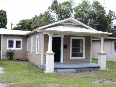 Tampa Single Family Home For Sale: 2505 E 12th Avenue