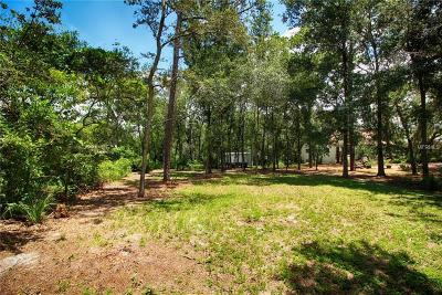 Winter Park Residential Lots & Land For Sale: Dodd Road