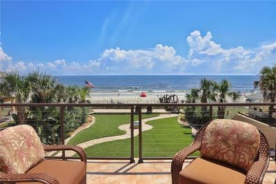 New Smyrna Beach Single Family Home For Sale: 3205 Hill Street
