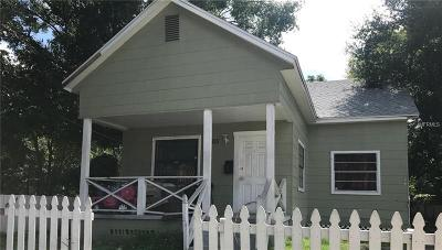 Tampa Single Family Home For Sale: 3005 N 15th Street