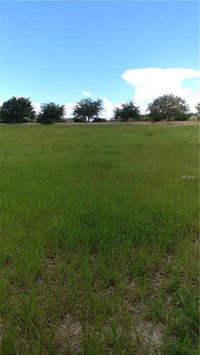 Mount Dora Residential Lots & Land For Sale: 4602 Claire Rose Court