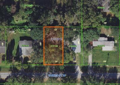 Lakeland Residential Lots & Land For Sale: 2421 W Parker Street