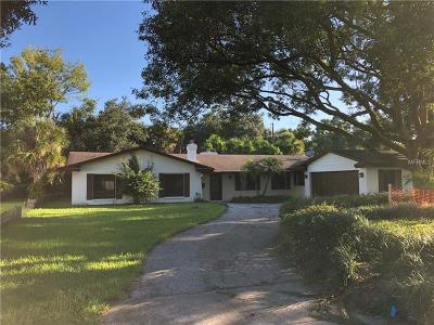 Winter Park Single Family Home For Sale: 837 Brock Street