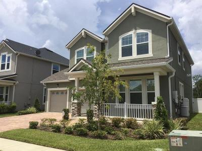 Kissimmee Single Family Home For Sale: 3038 Sera Bella Way