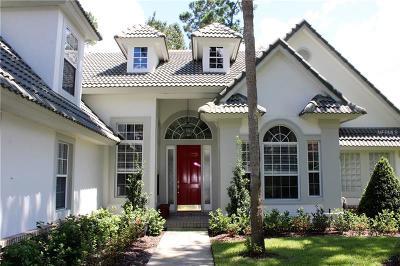 Sanford Single Family Home For Sale: 5321 Shoreline Circle