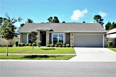 Haines City Single Family Home For Sale: 671 Greenshank Drive