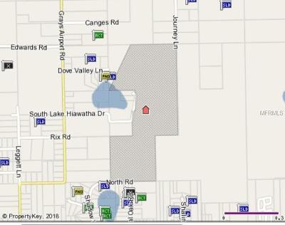 Lady Lake Residential Lots & Land For Sale: S Lake Hiawatha Drive