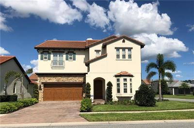 Orlando Single Family Home For Sale: 10728 Royal Cypress Way