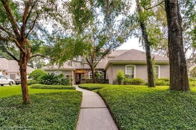 Oviedo Single Family Home For Sale: 4512 Old Carriage Trail