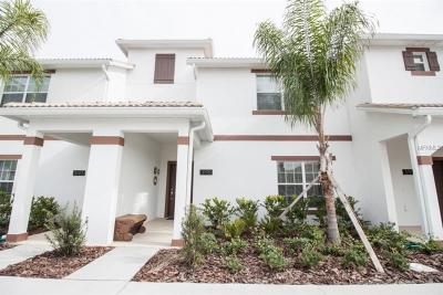 Kissimmee Townhouse For Sale: 3195 Pequod Place