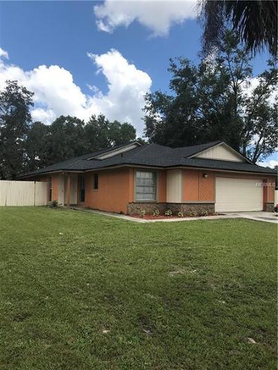 Winter Springs Single Family Home For Sale: 1360 Ortega Street