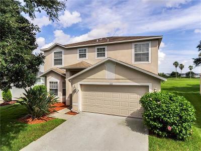 Winter Garden Single Family Home For Sale: 1122 Harbor Hill Street