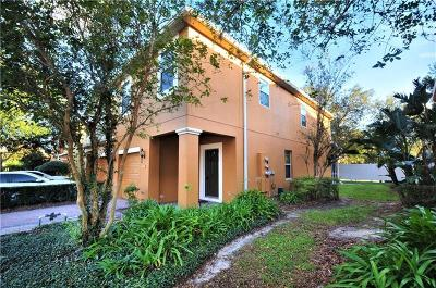Oviedo Townhouse For Sale: 5465 Rutherford Place
