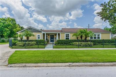 Orlando Single Family Home For Sale: 1122 Vassar Street