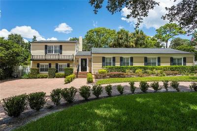 Winter Park Single Family Home For Sale: 331 Lake Sue Avenue W