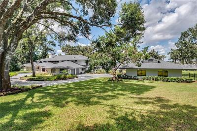 Mount Dora FL Single Family Home For Sale: $1,799,990