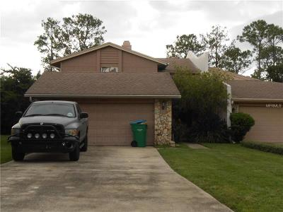 Winter Springs Single Family Home For Sale: 1204 Royal Oak Drive