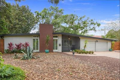 Winter Park Single Family Home For Sale: 2041 Temple Drive