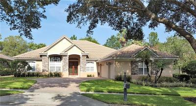 Longwood Single Family Home For Sale: 3370 Oakmont Terrace