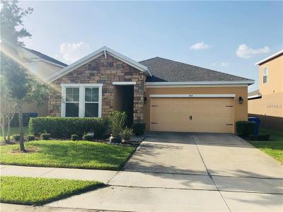 Kissimmee Single Family Home For Sale: 1913 Pontoon Place