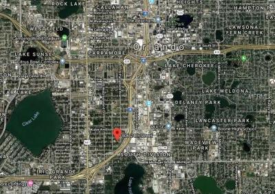 Orlando Residential Lots & Land For Sale: 806 24th Street