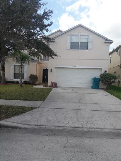 Orlando Single Family Home For Sale: 8387 Port Lancashire Drive