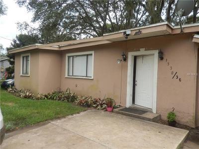 Apopka Single Family Home For Sale: 1336 Orange Street