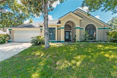 Oviedo Single Family Home For Sale: 1002 N Magee Creek Court