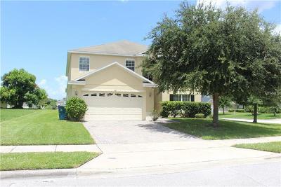 Winter Garden Single Family Home For Sale: 1027 Burland Circle