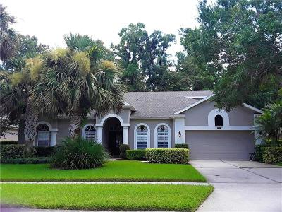 Winter Springs Single Family Home For Sale: 1202 Winding Chase Boulevard