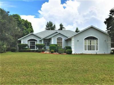 Deltona Single Family Home For Sale: 1254 Catalina Boulevard