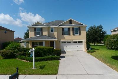 Ocoee Single Family Home For Sale: 2847 Pythagoras Circle