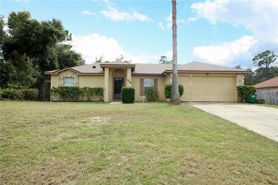 Single Family Home For Sale: 714 Leeward Drive